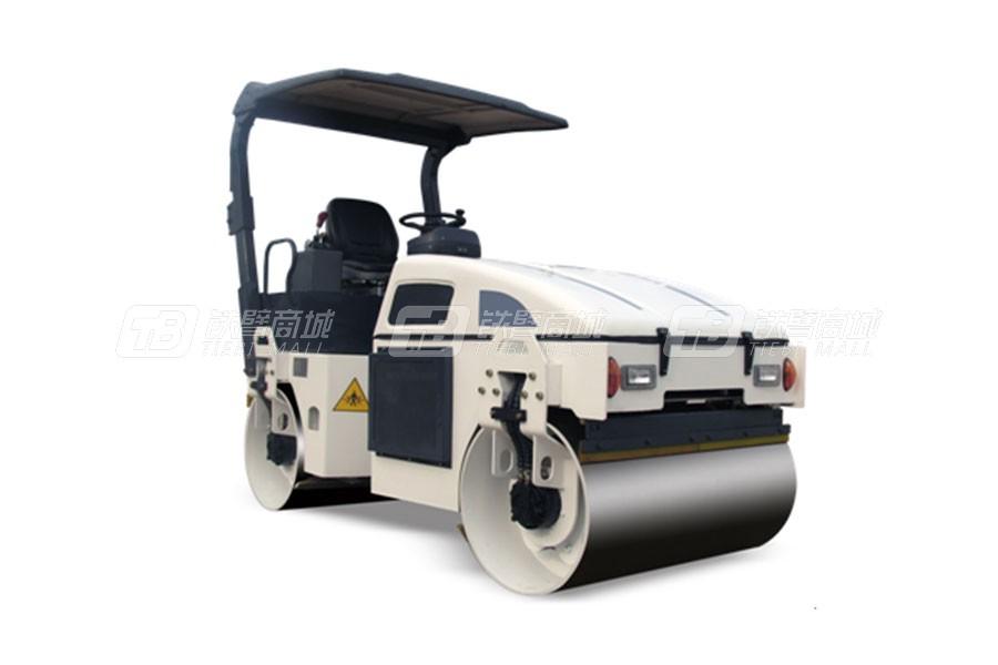 瑞德路业EAGER-RC203双钢轮振动压路机