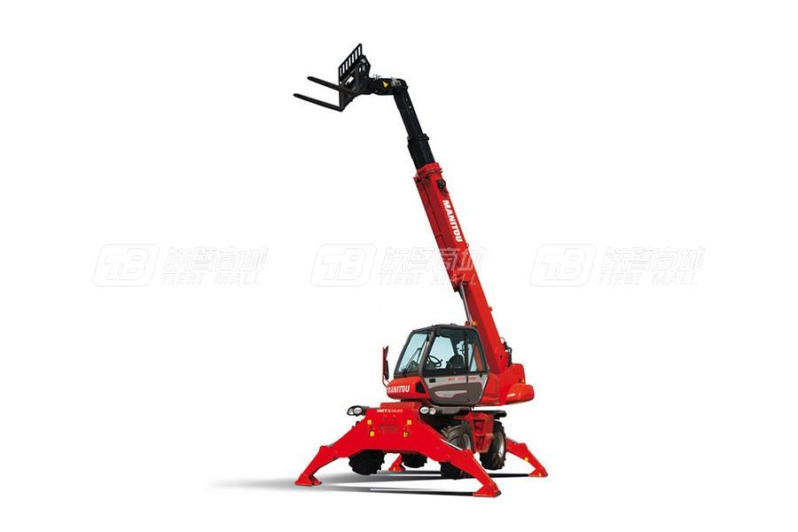 曼尼通MRT-X 1640 Easy旋转型伸缩臂叉装车