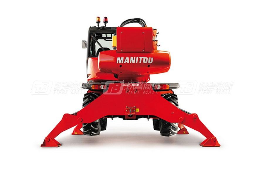 曼尼通MRT-X 1840 Easy旋转型伸缩臂叉装车