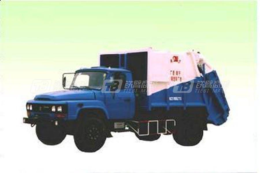 象力NZ5100ZYS压缩式垃圾车