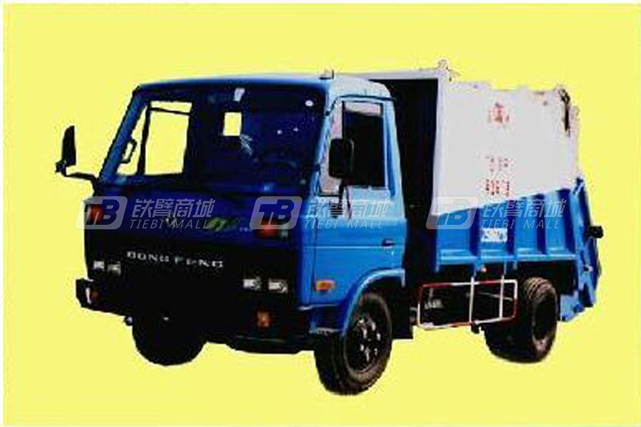 象力NZ5061ZYS压缩式垃圾车