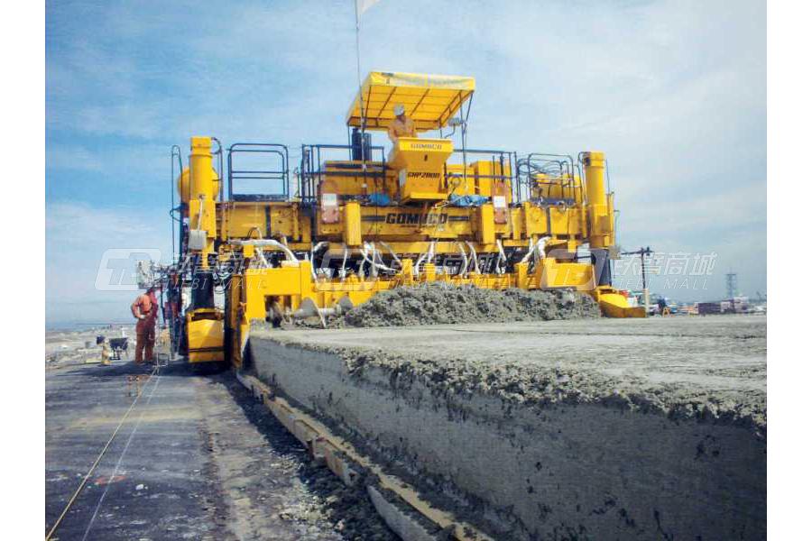 高马科GHP-2800摊铺机