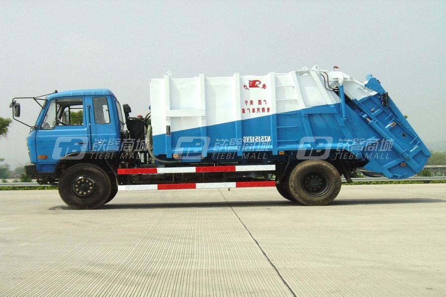 象力NZ5151ZYS压缩式垃圾车