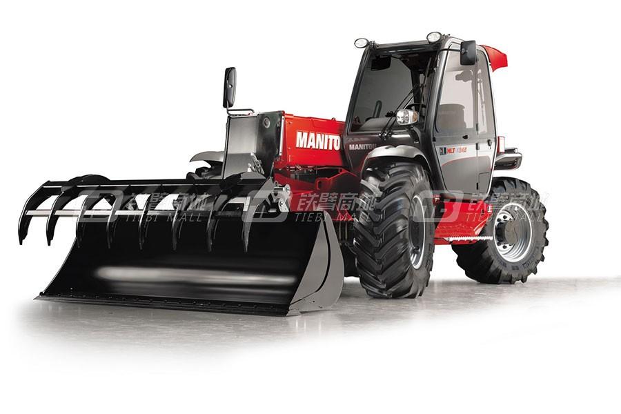 曼尼通MLT-X 1035农用型伸缩臂叉装车