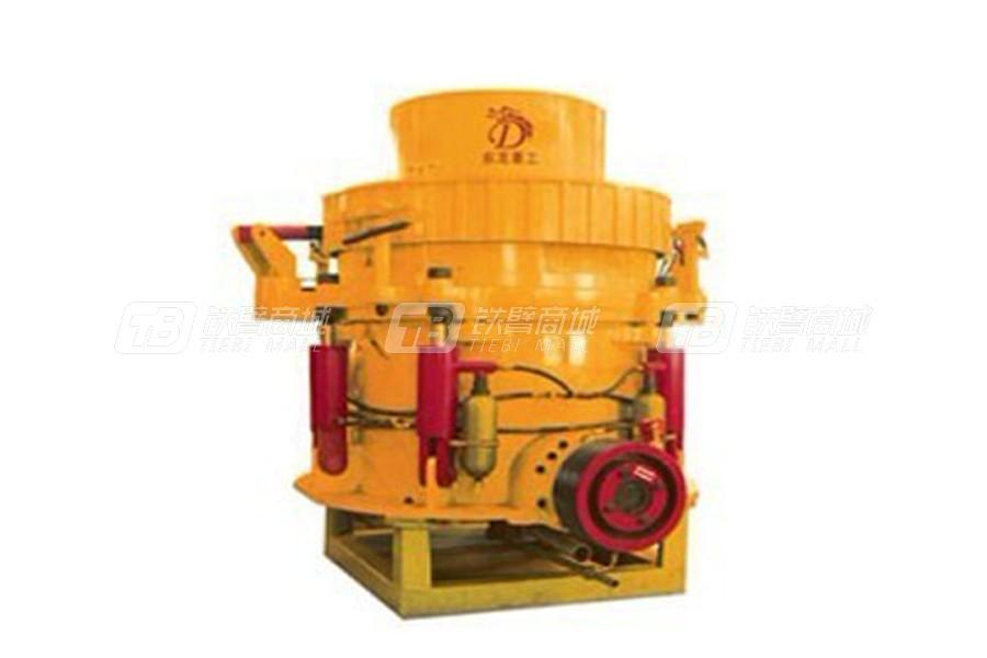 东泷HP-600A标准细型高效液压圆锥式破碎机