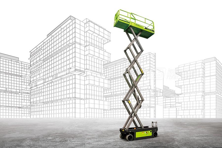中联重科ZS0808DC-Li自行走剪叉式高空作业平台