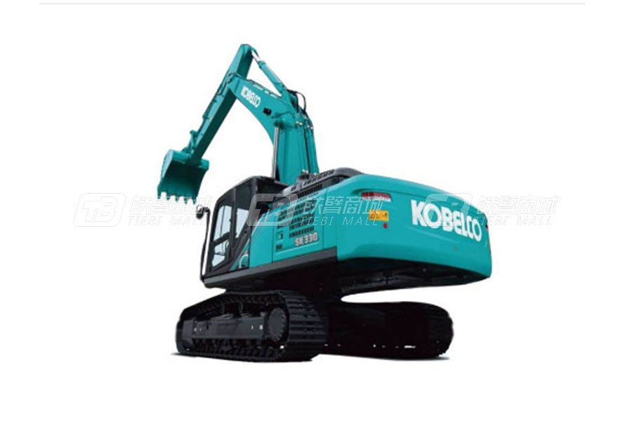 神钢SK330-10履带挖掘机
