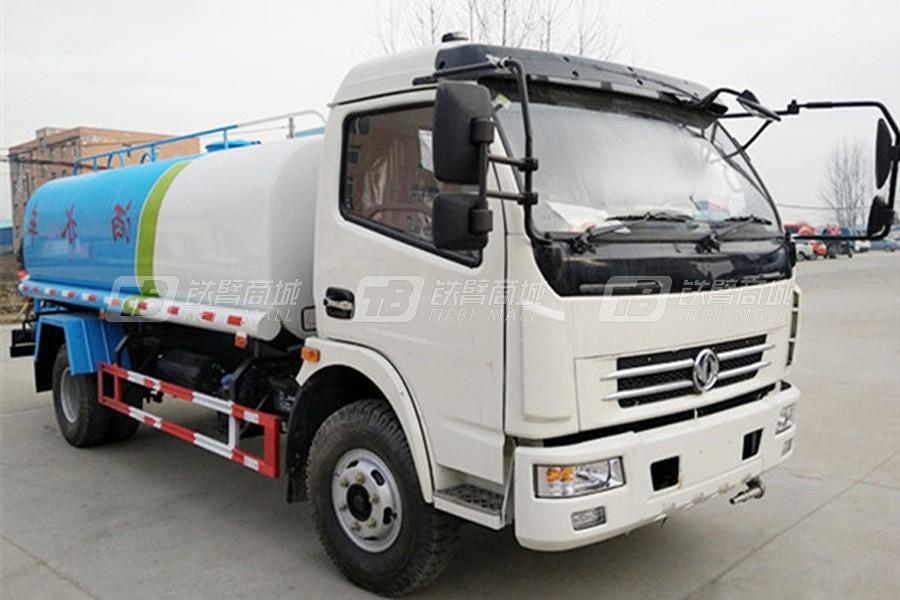 程力专汽CLW5110GPS5多利卡9.5方绿化喷洒车