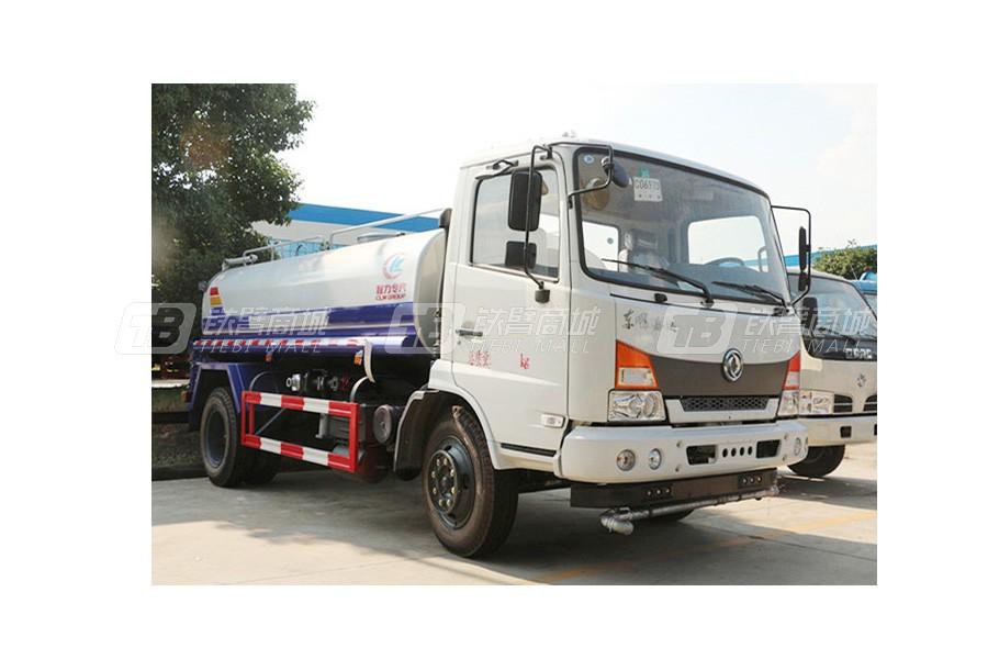 程力专汽CLW5140GPSE5东风嘉运(10方)绿化喷洒车