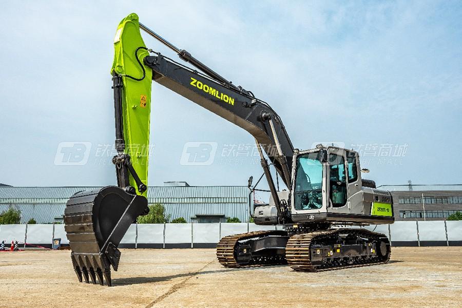 中联重科ZE205E-10履带挖掘机