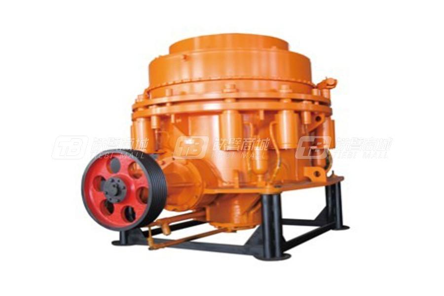 东泷DL 2100标准细型液压圆锥式破碎机外观图