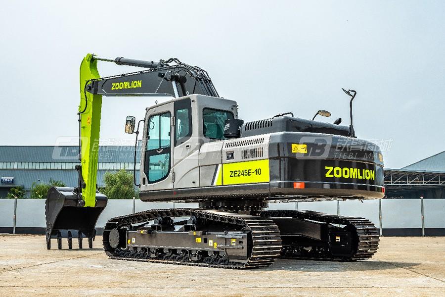 中联重科ZE245E-10履带挖掘机