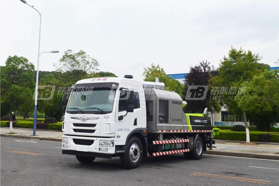 中联重科18MPa解放底盘车载泵