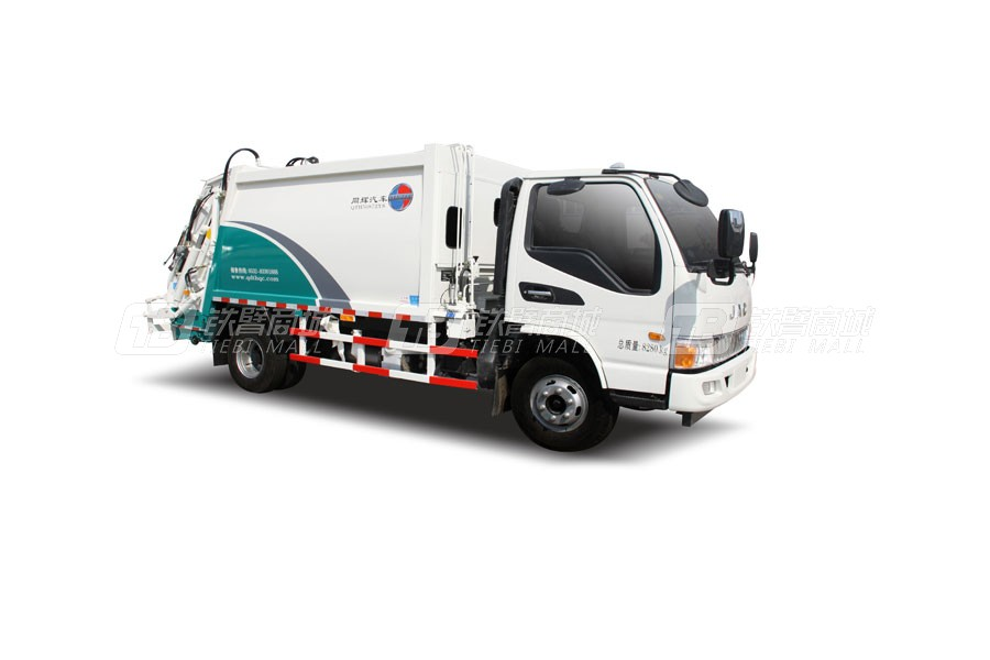 同辉汽车QTH5087ZYS垃圾车