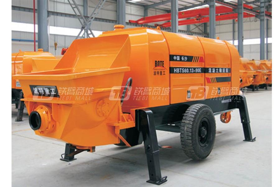 波特HBTS60.13-90E电机系列拖泵(力士乐主油泵)