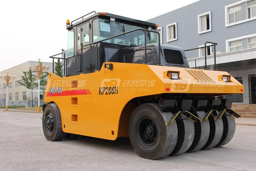 科泰重工KP266H轮胎压路机
