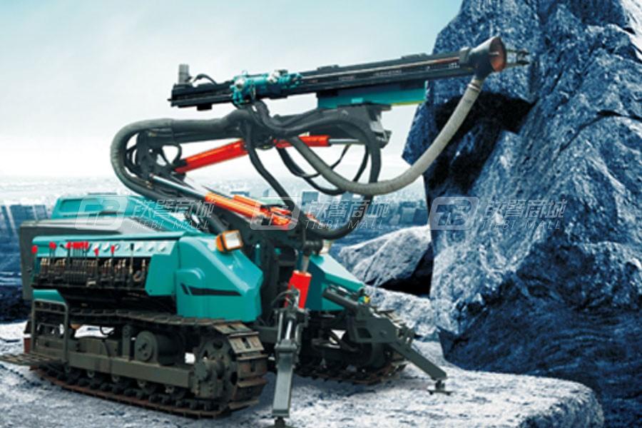 凯强力QL-CYL1-28凿岩台车/钻机