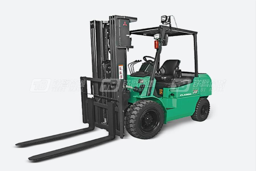 三菱CLASIDIA四轮柴油/汽油平衡式叉车