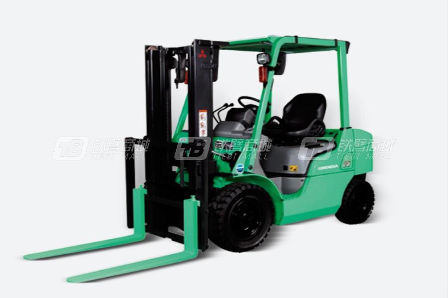 三菱GRENDIA四轮柴油/汽油平衡式叉车