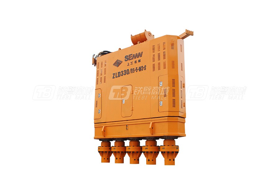 上工机械ZLD(五轴)系列多轴式连续墙钻孔机