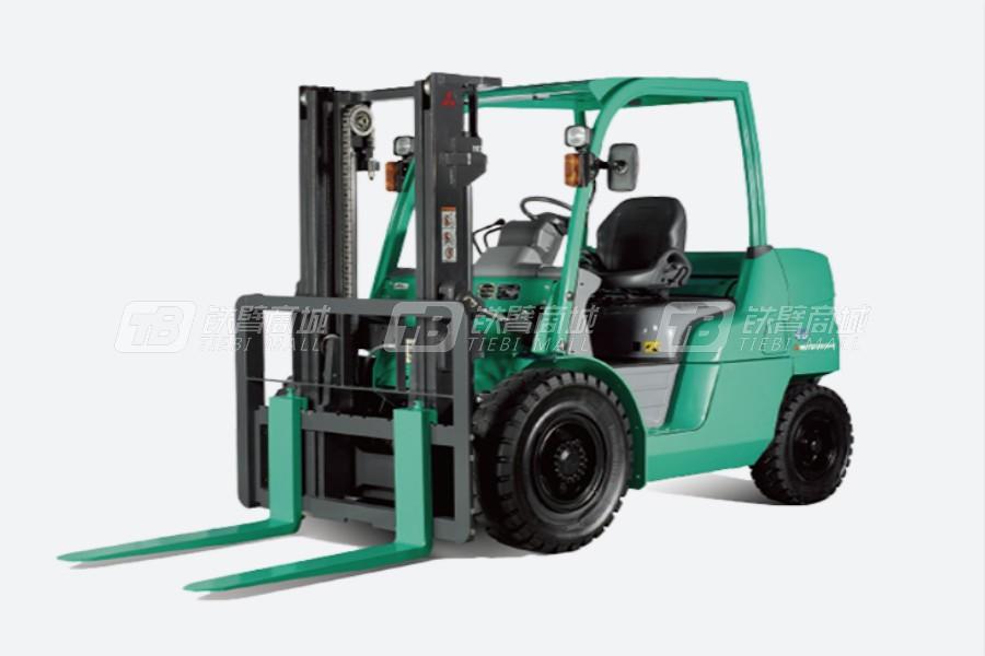 三菱GRENDIA EX四轮柴油/汽油平衡式叉车