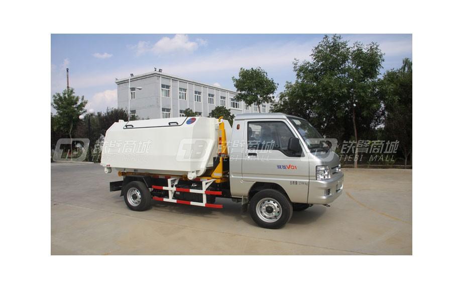 同辉汽车QTH5032ZXX垃圾车
