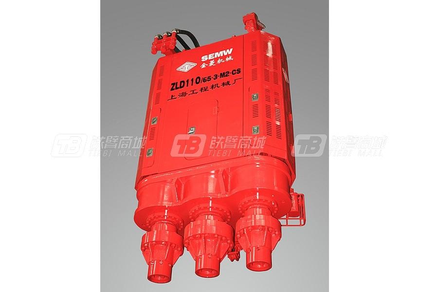 上工机械ZLD110/65-3-M2-CS超级三轴式连续墙钻孔机