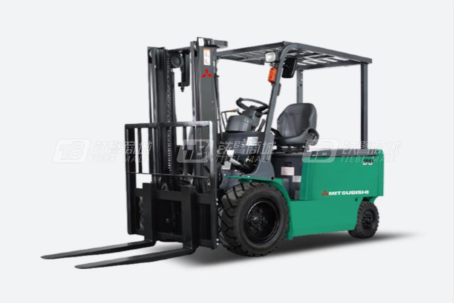 三菱FB3.5t四轮电动平衡式叉车