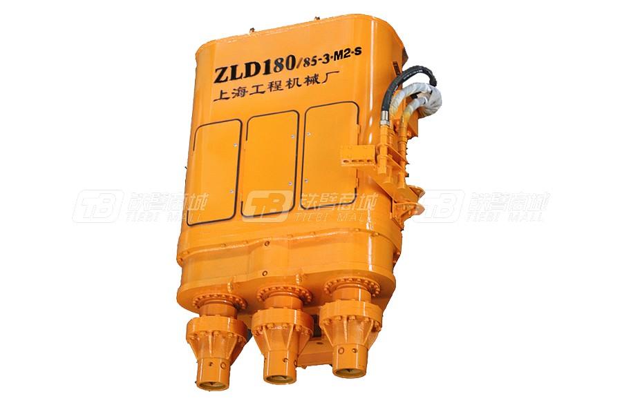 上工机械ZLD180/85-3-M2-S超强三轴式连续墙钻孔机