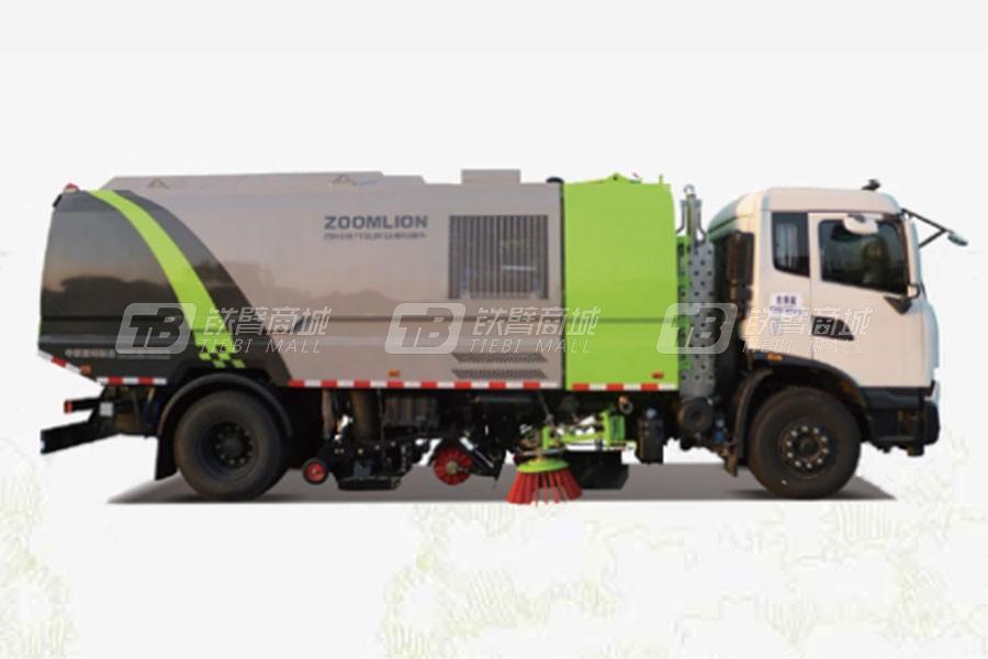 盈峰环境ZBH5182GQXEQE6D清洗车