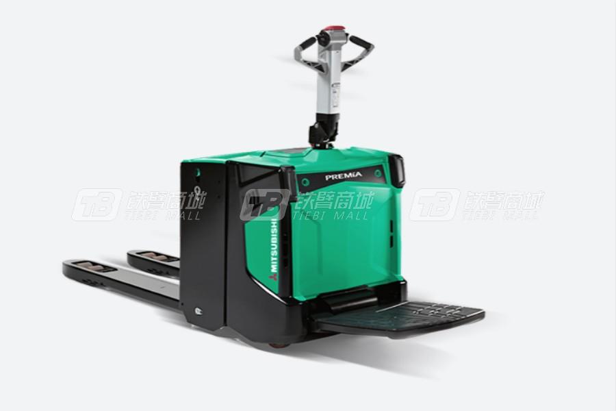 三菱PBP20N2R驾乘式电动托盘搬运车