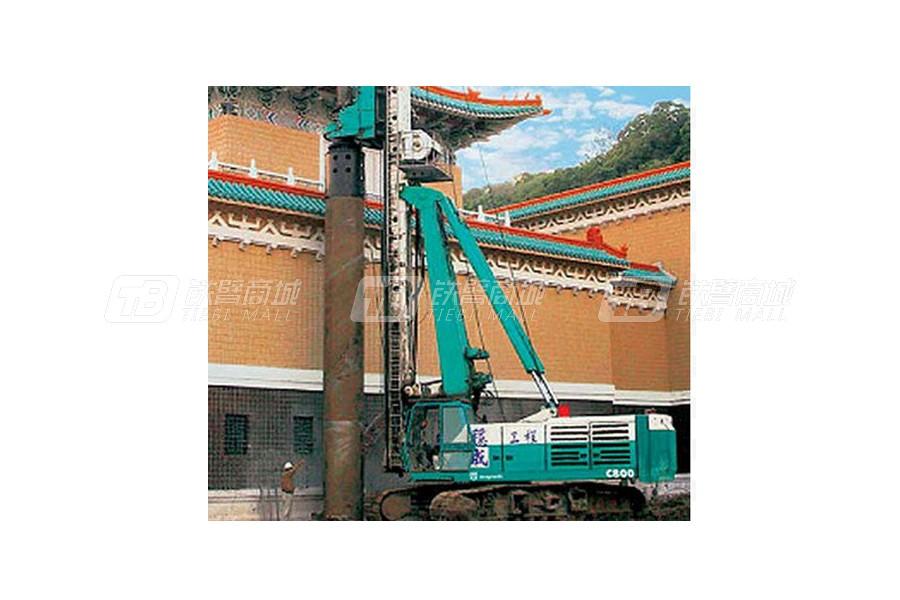 卡萨阁蓝地C850HT H50旋挖钻机