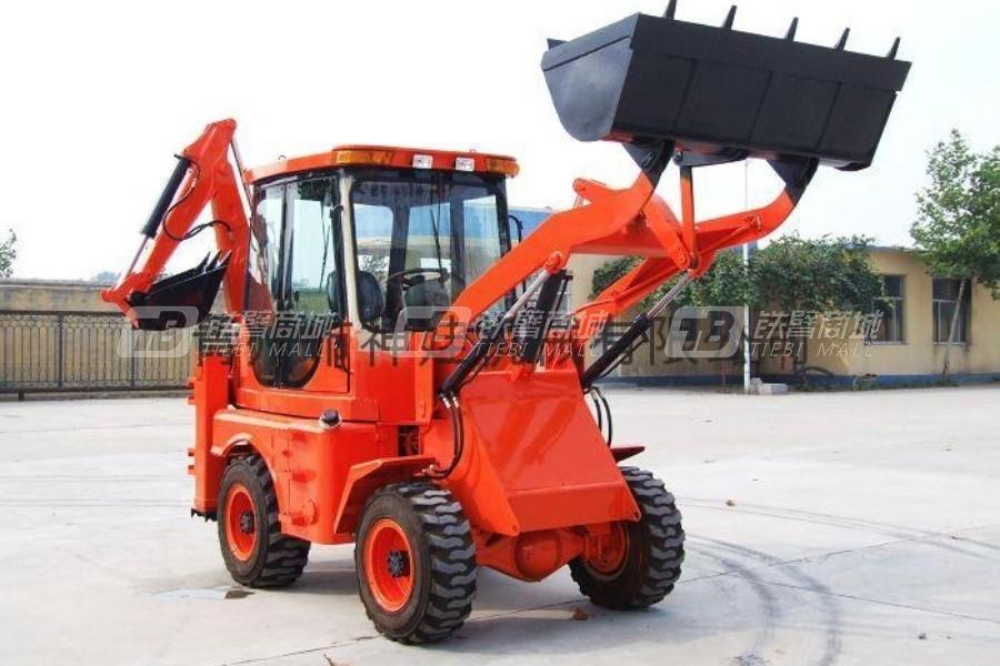 神娃SZ10-15挖掘装载机
