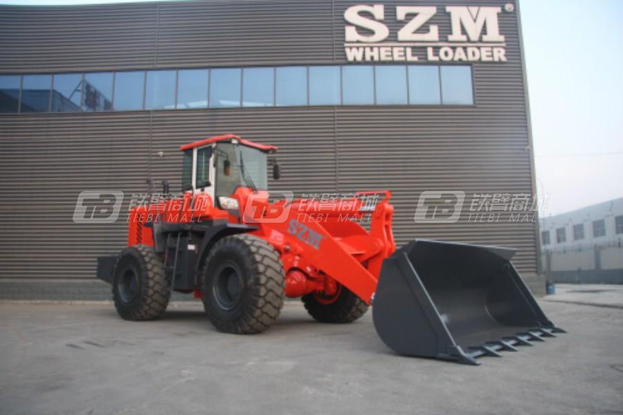 山装机械SZM959轮式装载机