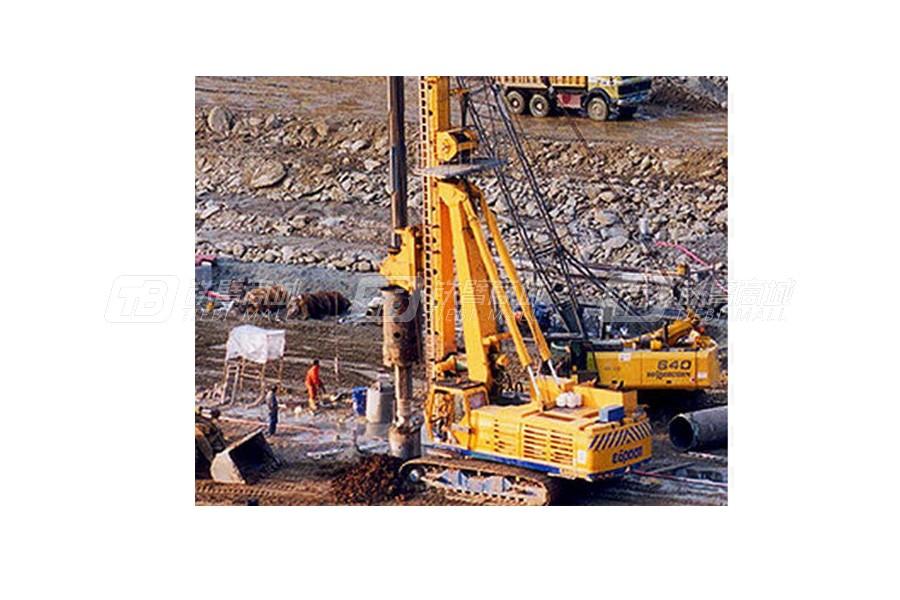 卡萨阁蓝地B400 HT旋挖钻机