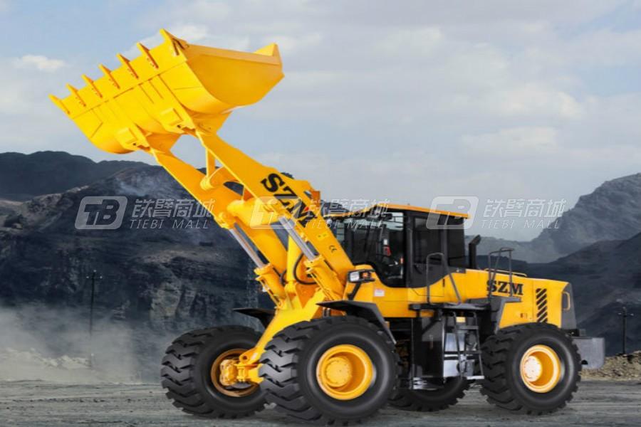山装机械SZM956L轮式装载机