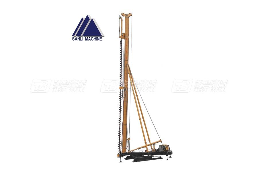 三力机械CFG-30长螺旋钻机