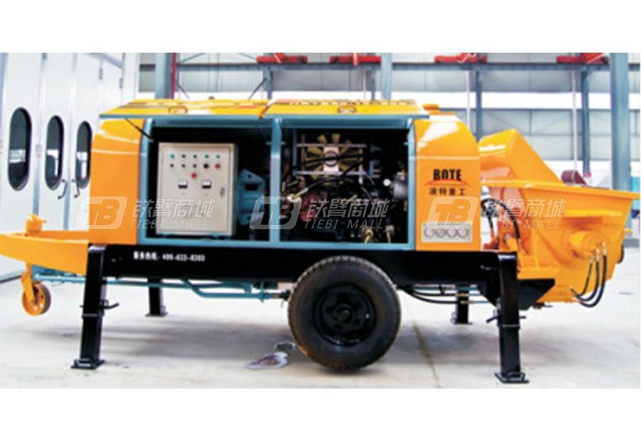 波特HBTS80.13-90E电机拖泵(川崎油泵)