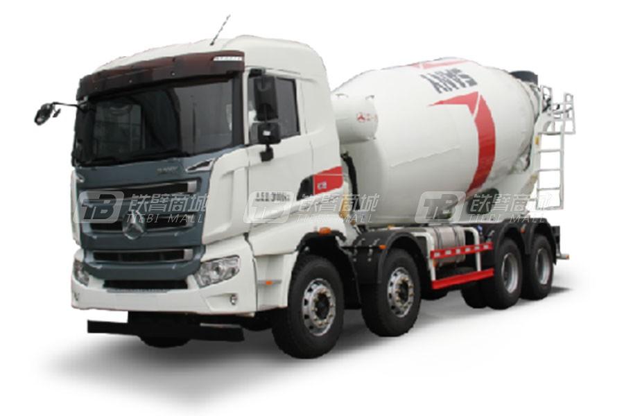 三一SY410C-10W(Ⅵ)混凝土搅拌运输车