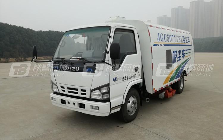 世联JGC5077TSL垃圾车