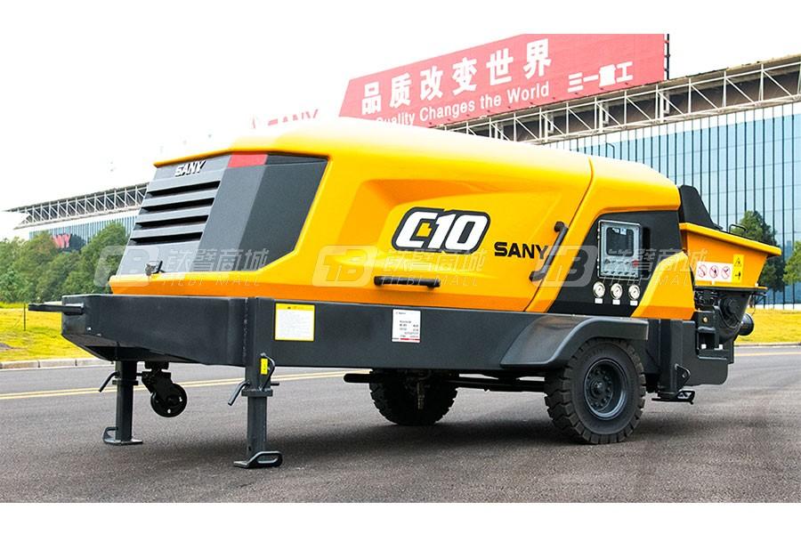 三一P4011多功能砂浆泵