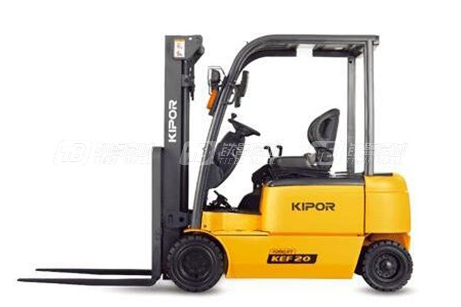 开普动力KEF20E电动叉车
