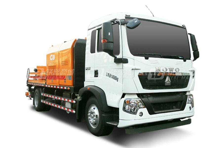 三一SYM5161THBE-10028C-8GS车载泵