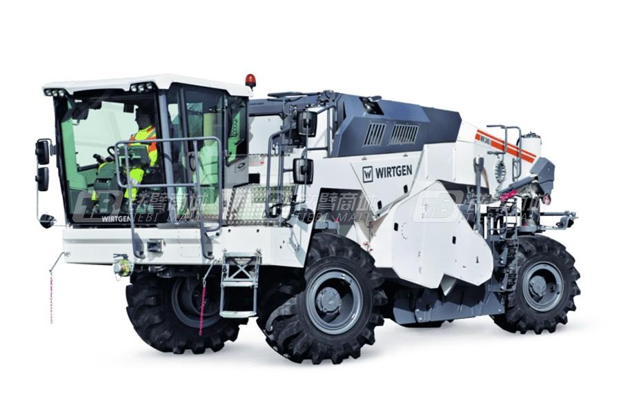 维特根WR240回收和土壤稳定剂