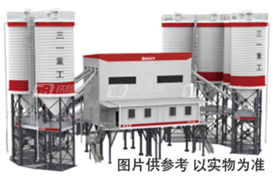 三一SZS3000C砂浆专用搅拌站