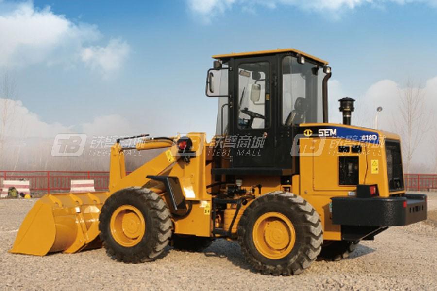 山工SEM618D轮式装载机