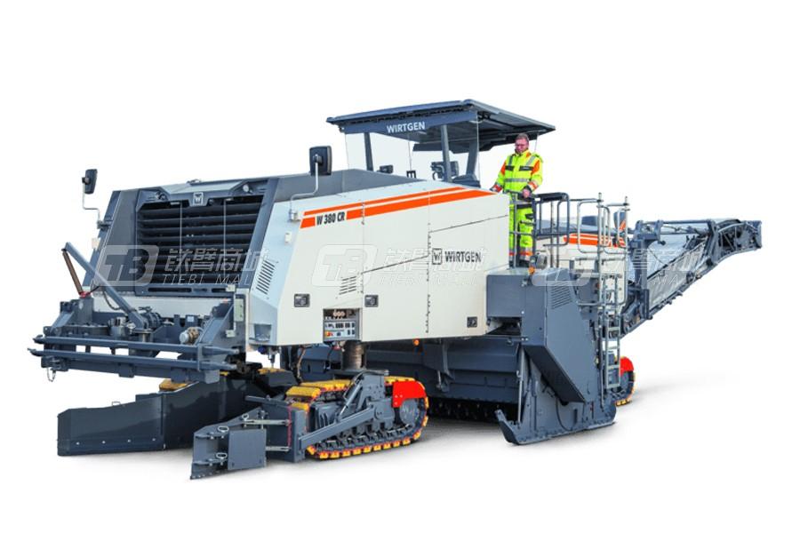 维特根W380CR回收和土壤稳定剂