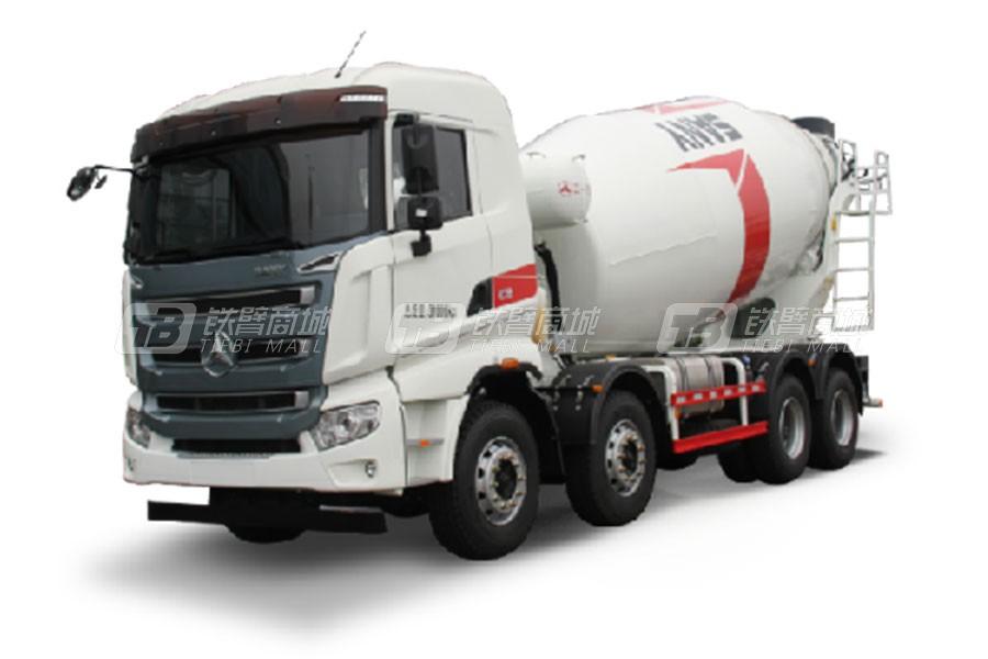 三一SY412C-10W(Ⅵ)LNG混凝土搅拌运输车