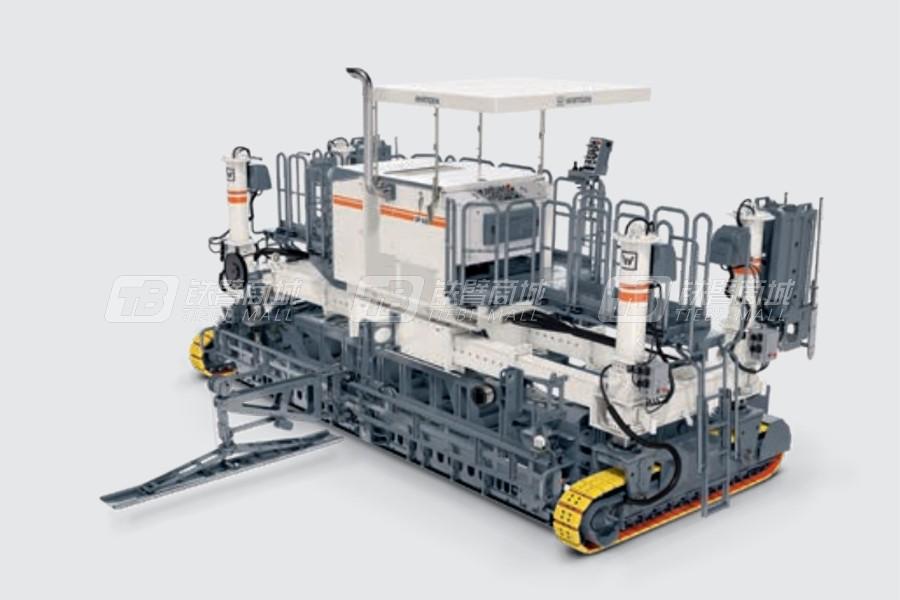 维特根SP 62滑模摊铺机