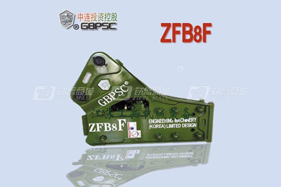 连云港工兵GBPSCZFB8F三角型破碎锤